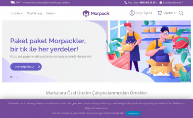 morpack.com screenshot