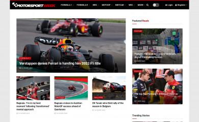 motorsportweek.com screenshot