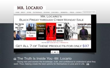 mrlocario.com screenshot
