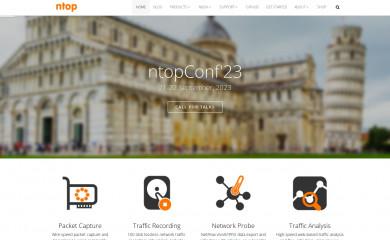 ntop.org screenshot