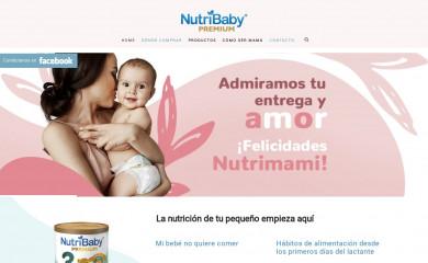 nutribaby.mx screenshot
