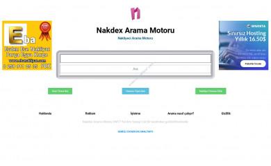 nakdex.com screenshot