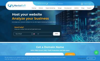 http://navicosoft.com screenshot