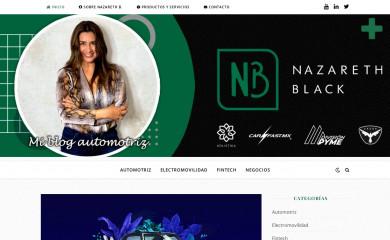 nazarethblack.com screenshot