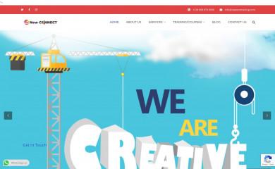 newconnectng.com screenshot