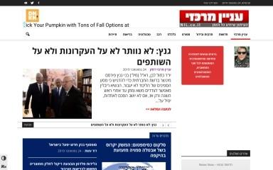 http://news-israel.net screenshot