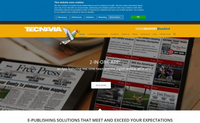 newsmemory.com screenshot