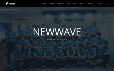 newwave.vn screenshot
