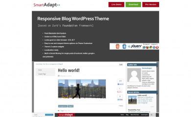 http://netbiel.pl/smartadapt/demo/ screenshot