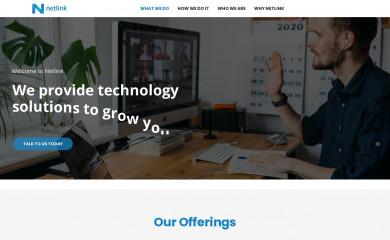 netlink.com screenshot