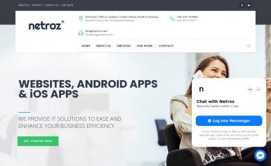 netroz.com screenshot
