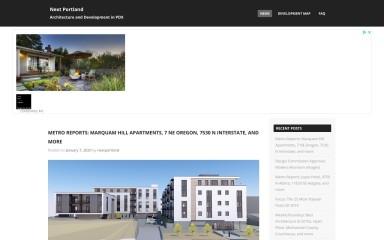nextportland.com screenshot