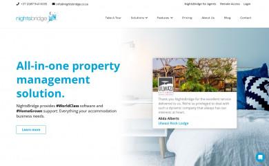 nightsbridge.com screenshot
