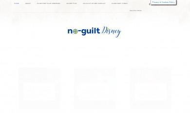 noguiltdisney.com screenshot