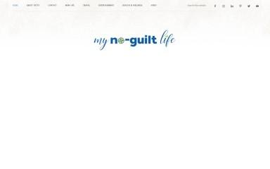 noguiltlife.com screenshot