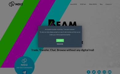 noizchain.com screenshot