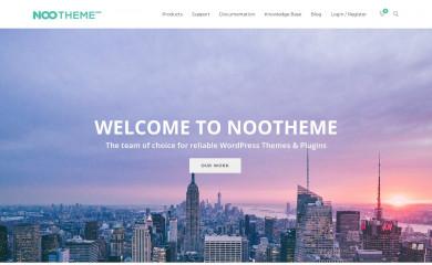 nootheme.com screenshot