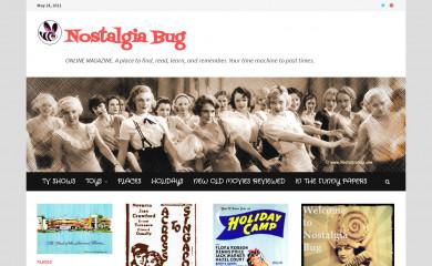 nostalgiabug.com screenshot