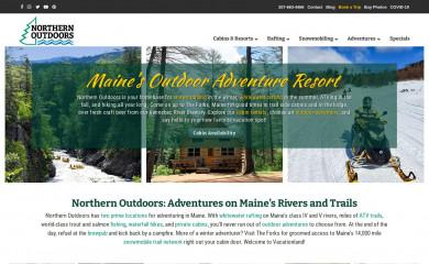 northernoutdoors.com screenshot