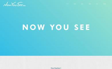 nowyousee.co.jp screenshot