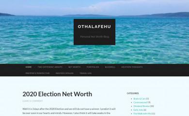 othalafehu.com screenshot