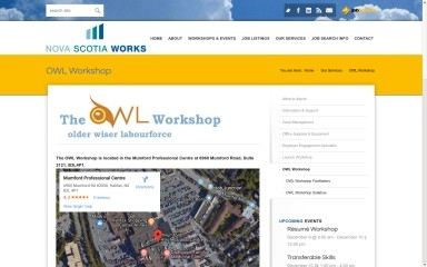 http://owlforce.ca screenshot