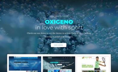 Oxigeno screenshot