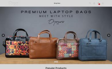 oyours.com screenshot