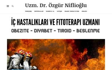 ozgurniflioglu.com.tr screenshot