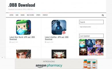 obbdownload.com screenshot