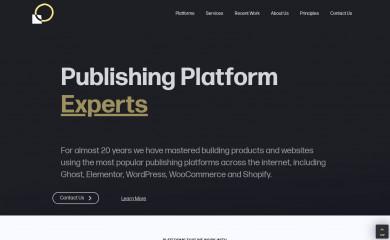 oboxthemes.com screenshot