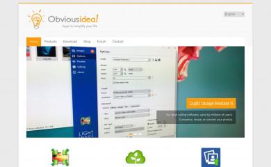obviousidea.com screenshot
