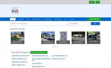 http://ocala4sale.com screenshot