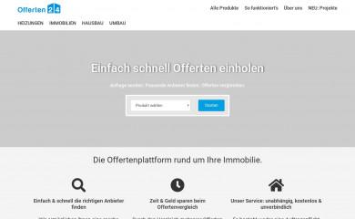 offerten24.ch screenshot