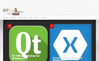offlineinstallerapps.com screenshot
