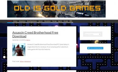 http://oldisgoldgames.com screenshot