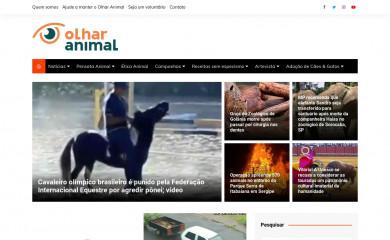 http://olharanimal.org screenshot