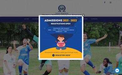 omegaschools.org screenshot