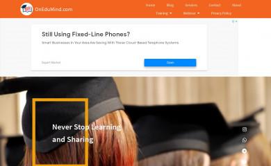 onedumind.com screenshot