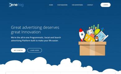 onetag.com screenshot