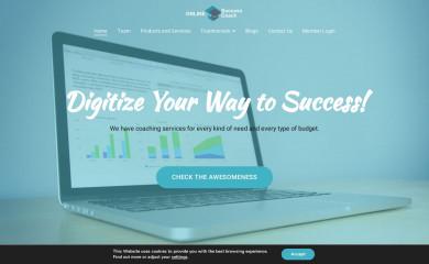 onlinesuccess.coach screenshot