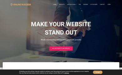 onlinesuccess.site screenshot