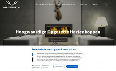 opgezethert.nl screenshot