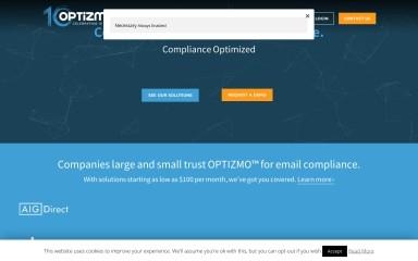 http://optizmo.net screenshot
