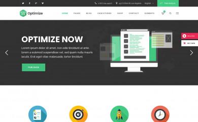 OptimizeWP screenshot