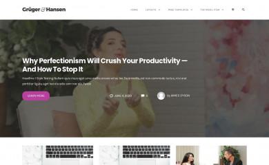 SmartTheme screenshot