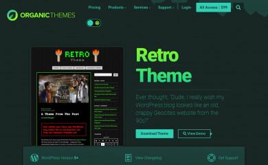 90s Retro screenshot