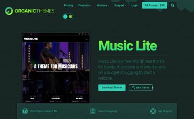 Music Lite screenshot