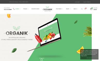 TM Organik screenshot