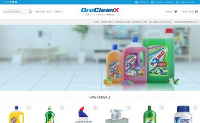orocleanx.com screenshot